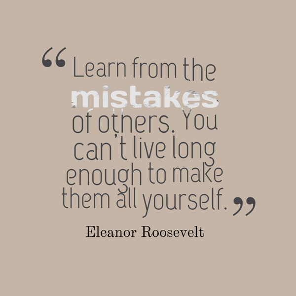 Eleanor Roosevelt E Motivation