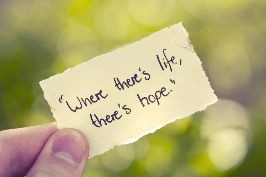 Where Theres Life