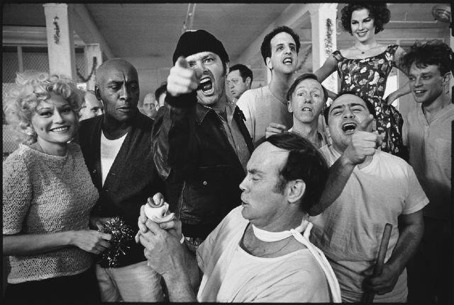 """Get out of my way son you're using my oxygen!"" One Flew Over the Cuckoo's Nest"